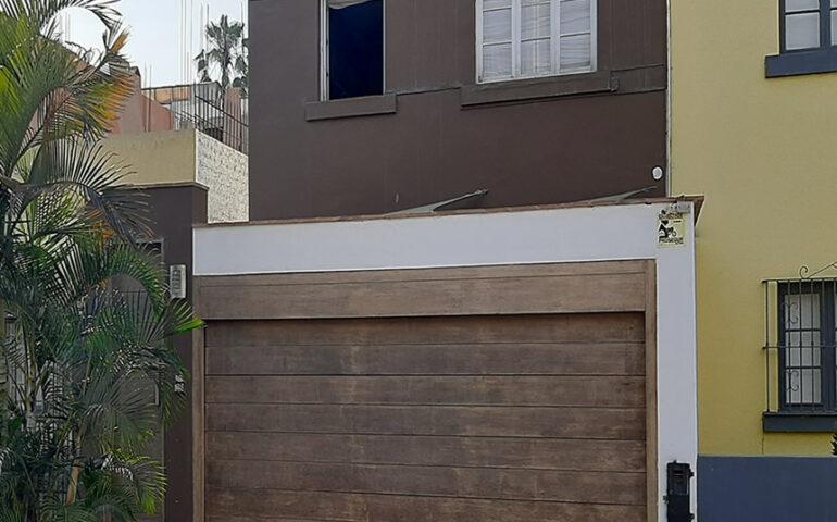 Inmueble ubicado en el jirón Rodolfo Rutte Nº 771, urbanización Primavera, distrito Magdalena del Mar