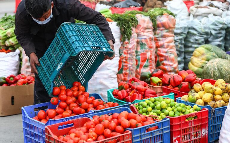 Un total de 379 de 532 productos registraron incremento de precios durante el 2020 (Foto: Municipalidad de Lima).