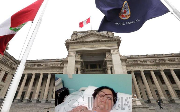 Amparo se resolverá dentro de plazo razonable en torno al caso Ana Estrada (Foto: Poder Judicial).