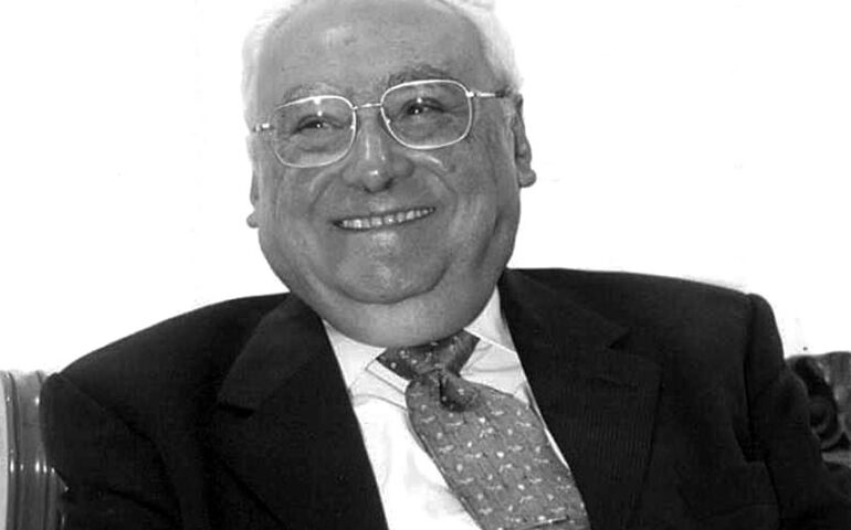 Héctor Fix-Zamudio, expresidente de la CIDH (FOTO: gaceta.unam.mx)