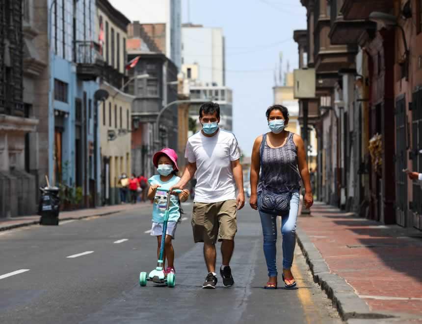 En Lima el 44,5% de los habitantes está casado o es conviviente (Foto: Municipalidad de Lima).