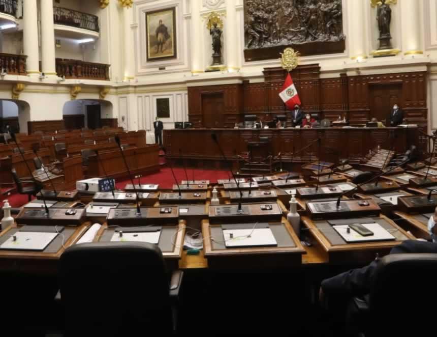 Permanente aprueba ley sobre Cuenta-DNI con nuevo texto sustitutorio (Foto: Congreso de la República).