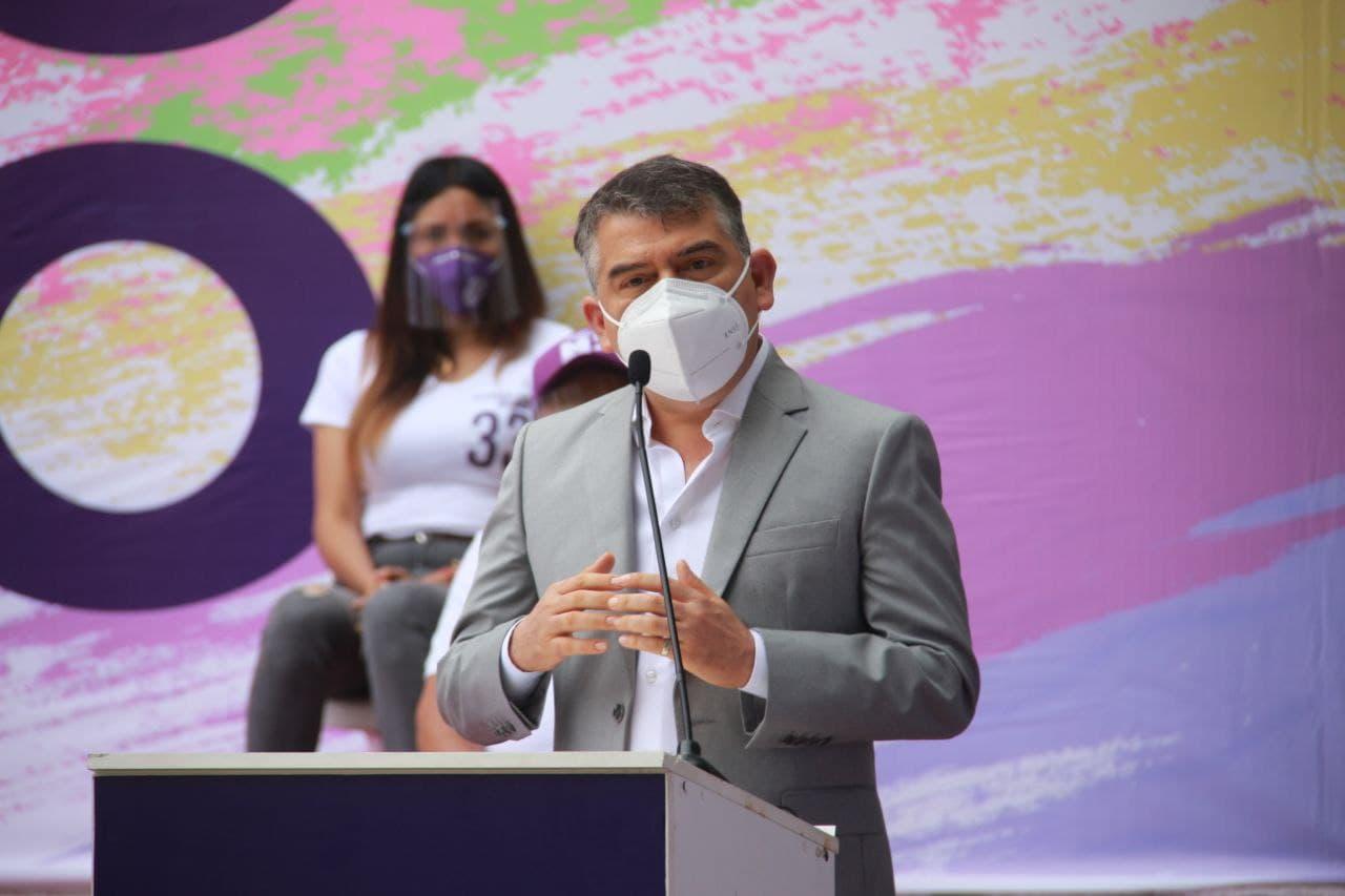 Julio Guzmán fija posición en torno al indulto a Alberto Fujimori (Foto: Facebook Julio Guzmán).