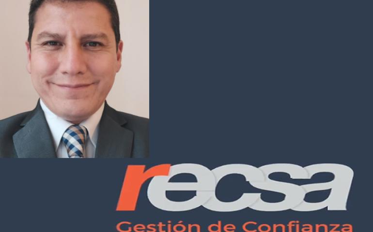 Martín Cáceres Fernández, nuevo Gerente de Gerente de Operaciones y