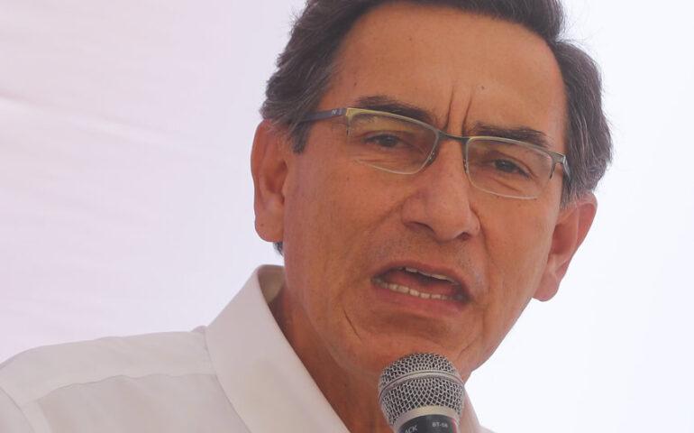 Martín Vizcarra (Foto archivo Presidencia de la República).