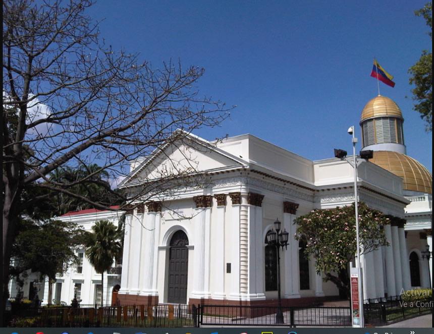 Palacio Legislativo de Venezuela