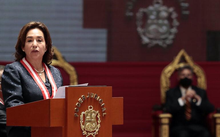 Elvia Barrios: Estos son los anuncios de la nueva titular del Poder Judicial https://agendapais.com/?p=59010&preview=true