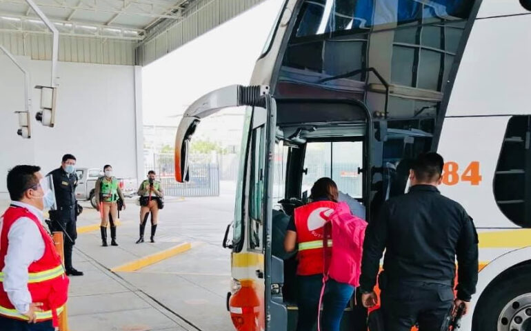 Rigen nuevas disposiciones en el servicio de trasporte de pasajeros (Foto: Sutran).