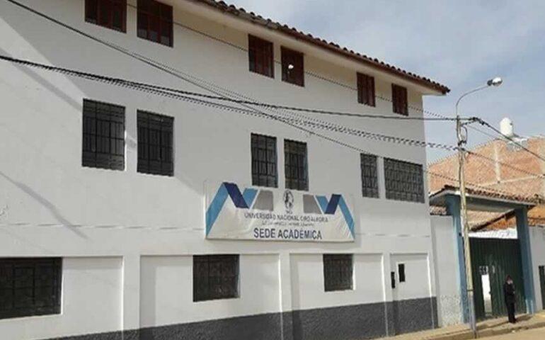 Universidad Nacional Ciro Alegría, denegada (Foto: SUNEDU)