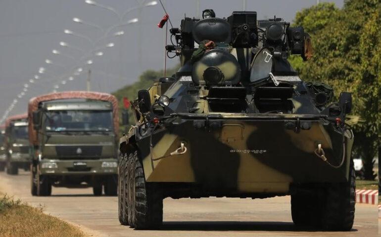 Militares tomaron el poder en Birmania (Foto: The Myanmar Times).