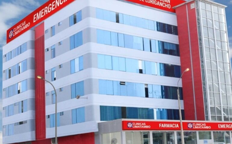 Clínica Limatampo de San Juan de Lurigancho (Foto: Facebook)