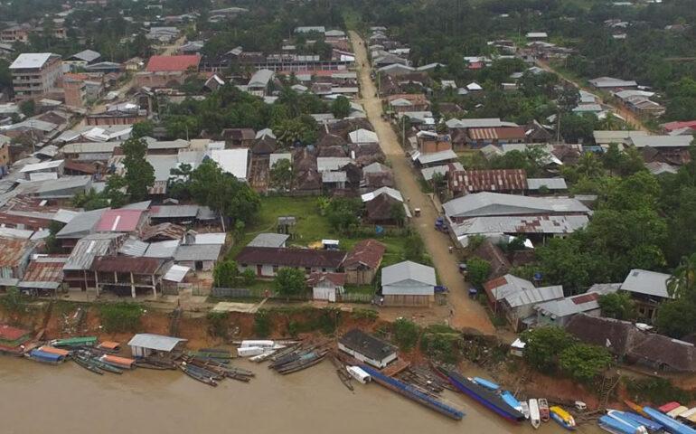 Pueblos de la provincia del Datem del Marañón se encuentran en riesgo de quedarse sin energía eléctrica (Foto: Municipalidad del Datem del Marañón).