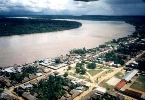 San Lorenzo, capital de la Provincia Datem del Marañón (Foto: Municiplaidad de Datem del Marañón)