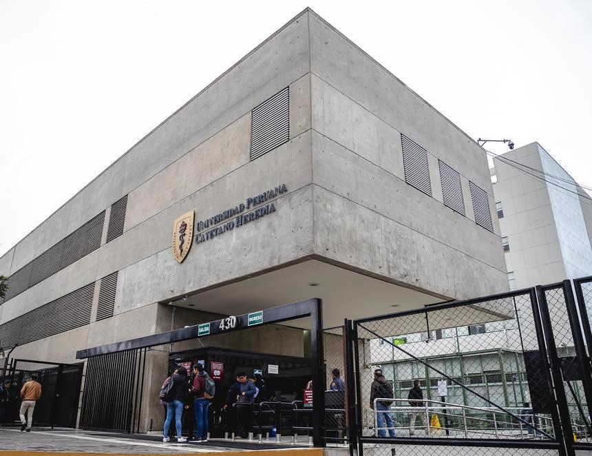 Universidad Peruana Cayetano Heredia (Foto: UPCH).