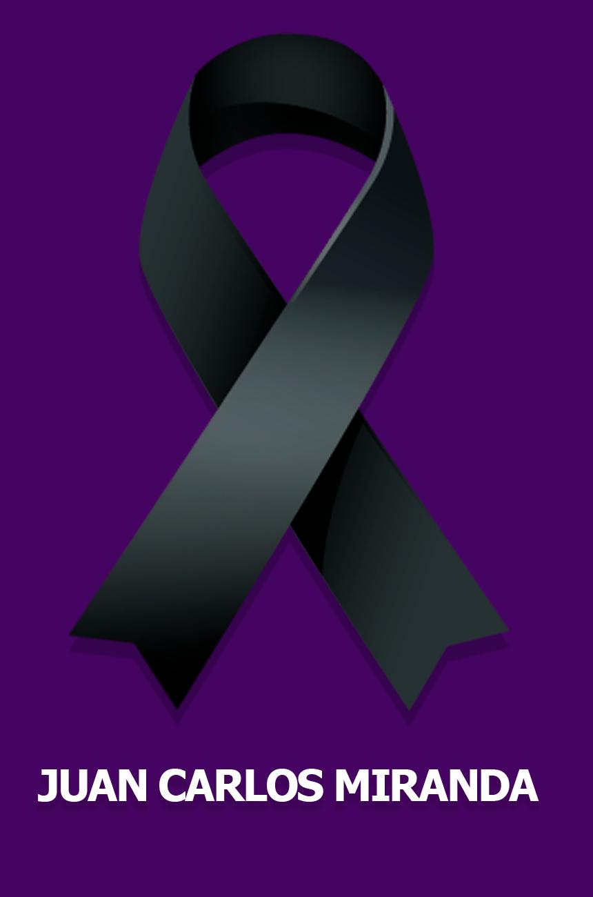 Juan Carlos Miranda, descansa en paz.