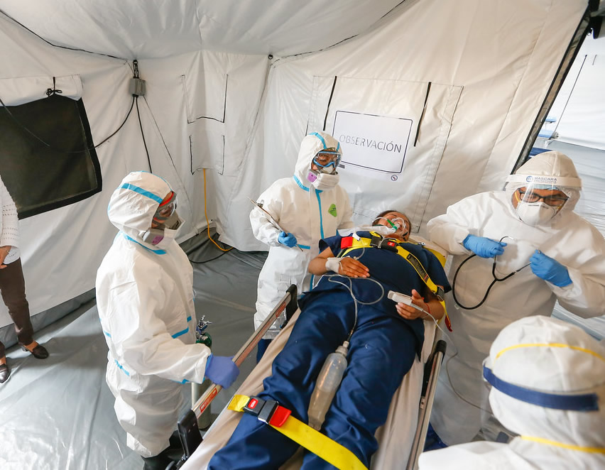 En lo que va del desarrollo de la epidemia causado por la covid 19, el número de médicos fallecidos llega a 302 (Foto: Minsa).
