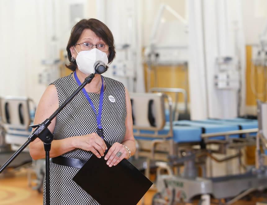 Pilar Mazzetti (Foto: Minsa).