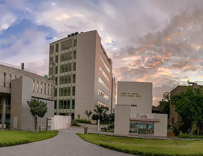 Campus UPCH (Foto: UPCH).