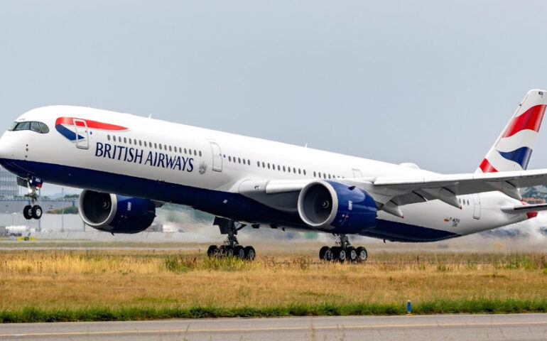 Aun no hay ingreso de viajeros procedentes de Reino Unido, Sudáfrica y Brasil (Foto: (Foto: britishairways).