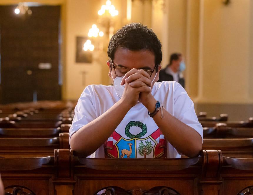 Se avecinan dias de recogimiento (Foto: Arzobispado de Lima).