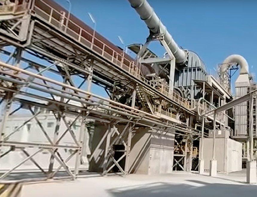 En el primer mes de este año, el consumo interno de cemento se incrementó en 21,12% (Foto: Cementos Pacasmayo).