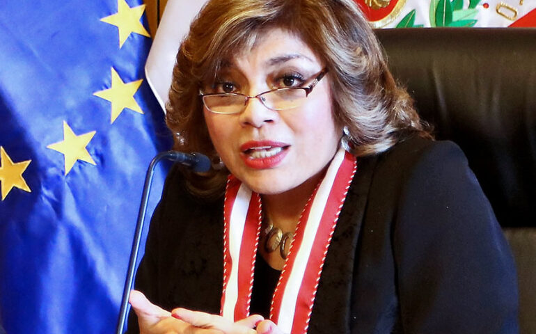 Zoraida Ávalos (Foto: Ministerio Público).