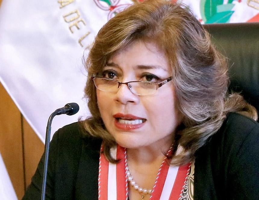 Zoraida Ávalos Riveros (Foto: Ministerio Público).