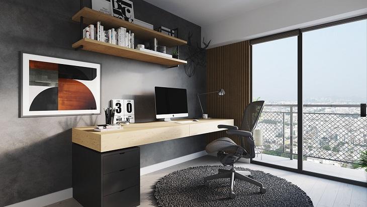 Espacios adecuados para Home Office
