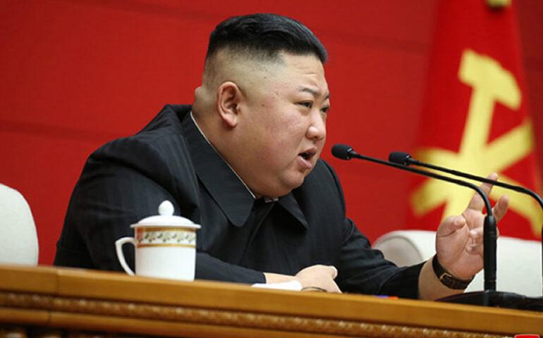 Kim Jong-un (Foto: kcna.kp)