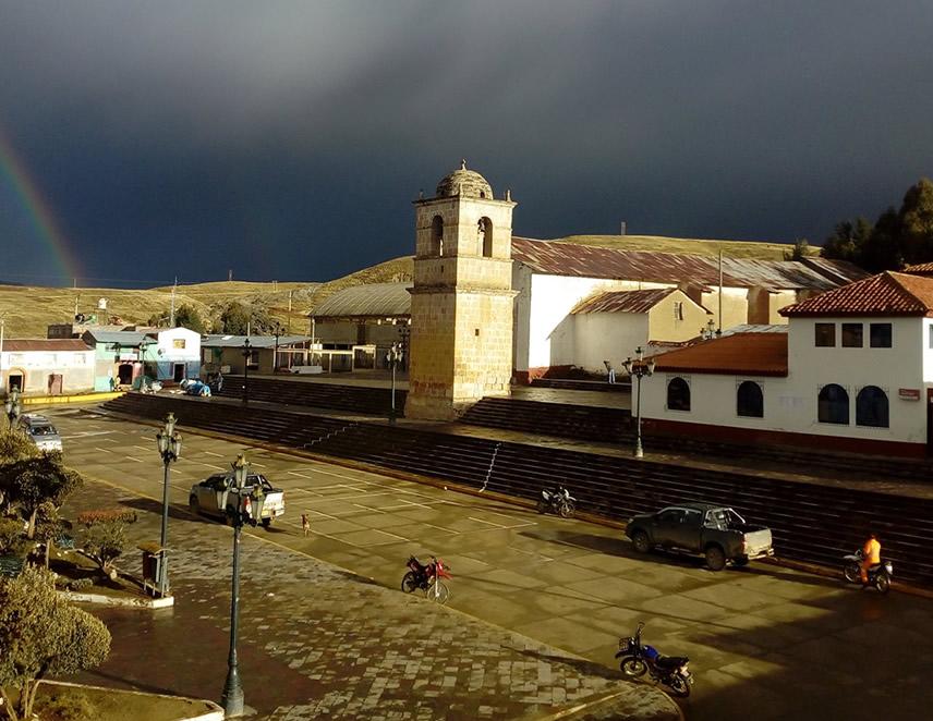 El pueblo de Livitaca exige a la empresa Minera Hudbay la suscripción de un nuevo convenio (Foto: Livitaca).
