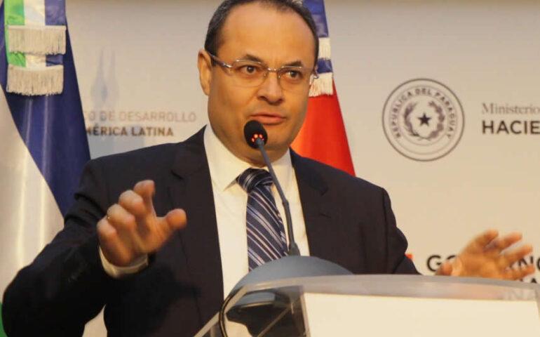 Luis Carranza Ugarte, presidente ejecutivo de CAF (Foto: CAF).