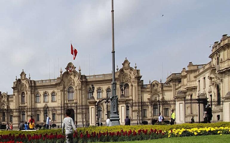 Palacio de Gobierno (Foto: google.com).
