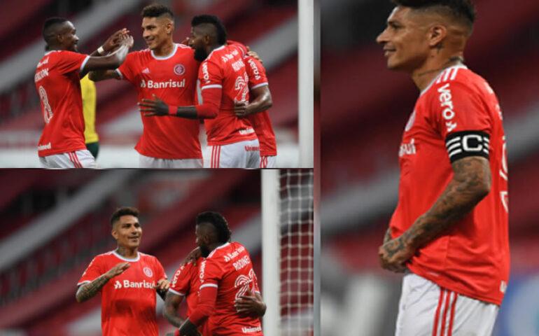 El retorno de Paolo a las canchas de futbol (Foto: Clun Sport Internacional).