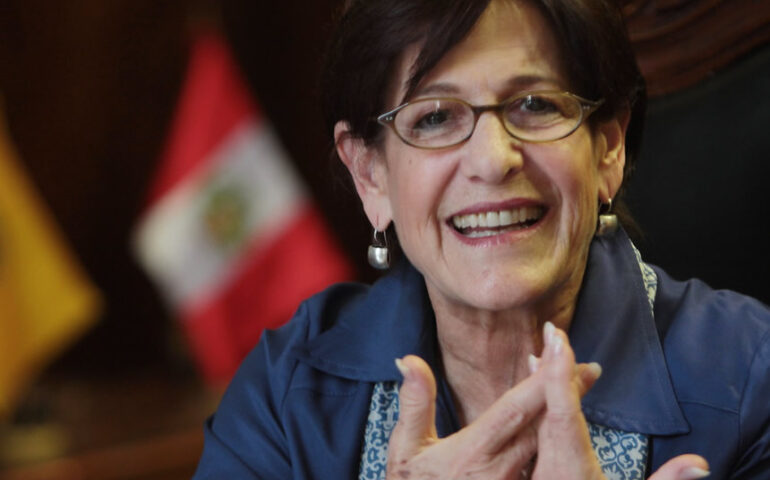 Susana Villarán (Foto: Facebook).