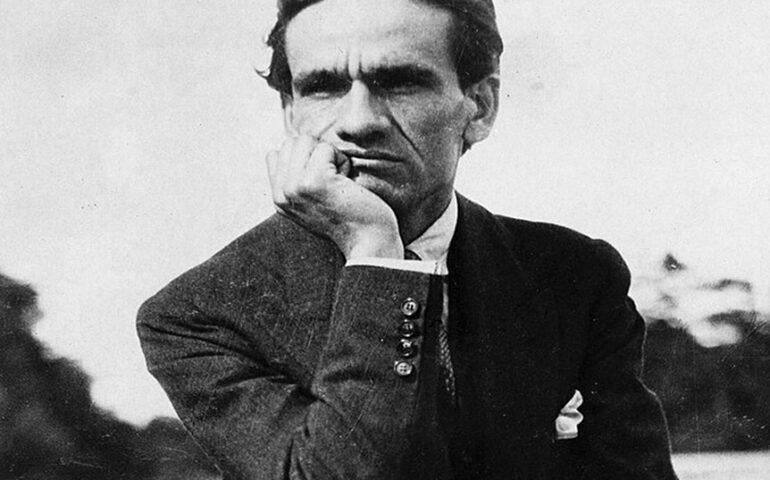 César Vallejo (Foto: Internet).