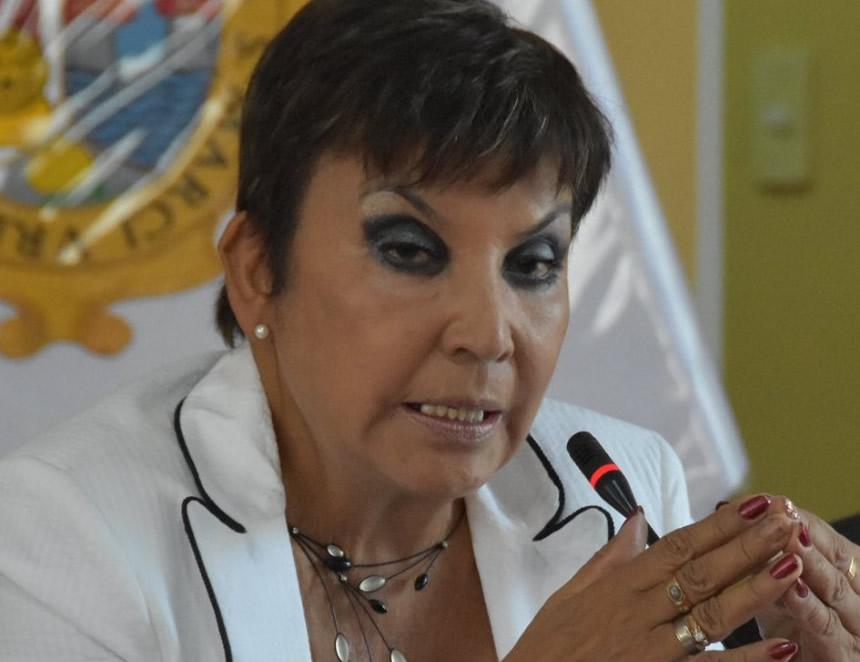 Elizabeth Canales QEPD (Foto: UNMSM).