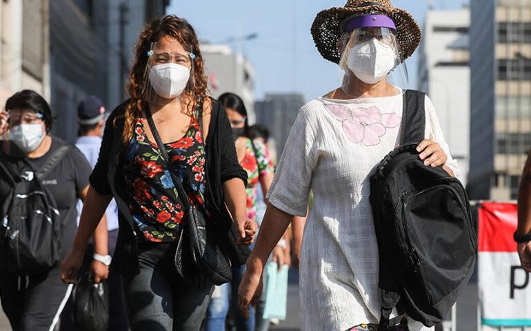 Gente camina por el cento de la ciudad (Foto: Municipalidad de Lima).