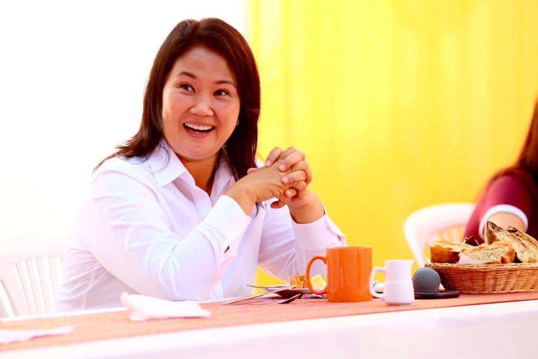 Keiko Fujimori (Foto: Facebook).