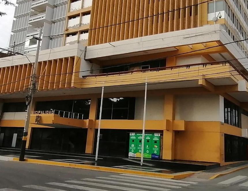 Sede central de la Municipalidad Provincial de Piura (Foto: Municipalidad de Piura).