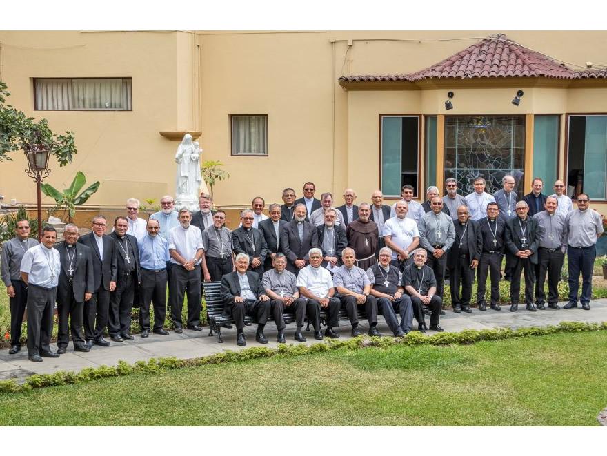Los obispos del Perú emitieron un pronunciamiento a pocos días de las elecciones presidenciales (Foto: Iglesia,org.pe).