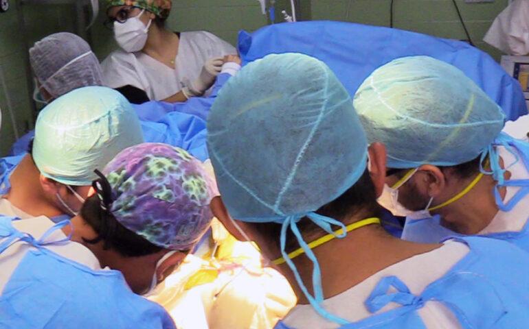 Operaron durante 30 horas a niña de 12 para salvarle la vida (Foto: INSN).