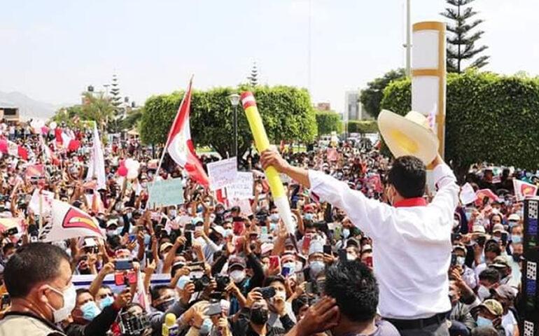 El Jurado Electoral Especial de Lima Centro 1 rechazó el inicio de investigación contra Pedro Castillo (Foto: Facebook Pedro Castillo).