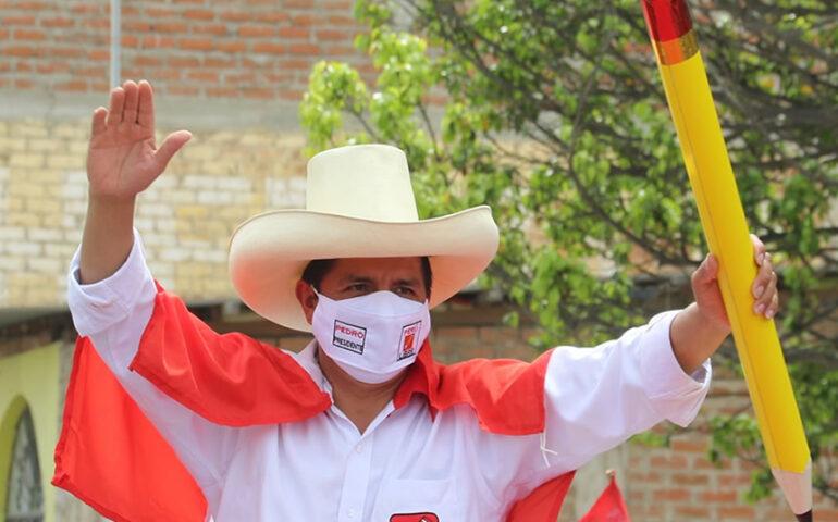 Pedro Castillo (Cuent de Facebook).