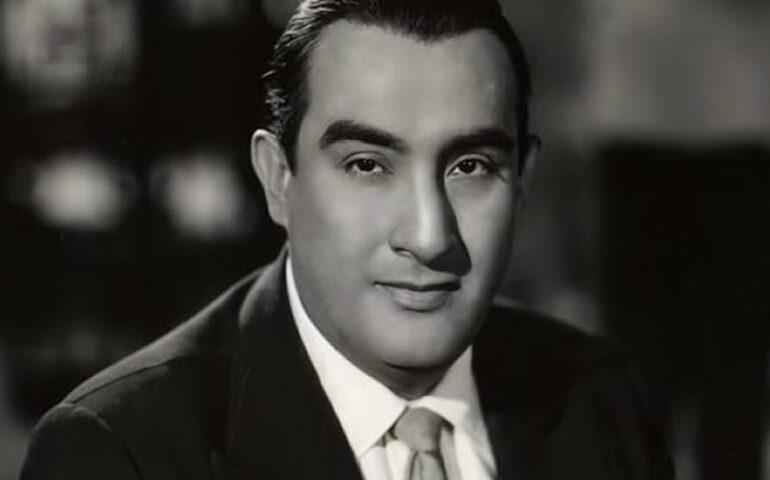Tenor mexicano Pedro Vargas