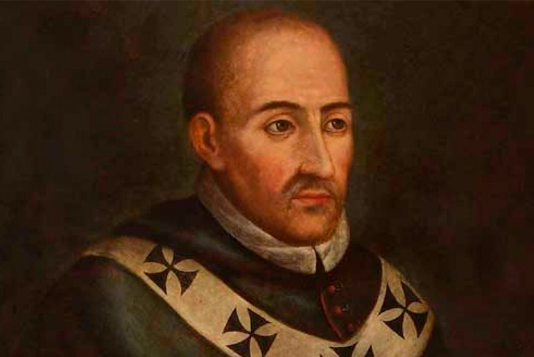 La iglesia católica celebra hoy la Solemnidad de Santo Toribio de Mogrovejo
