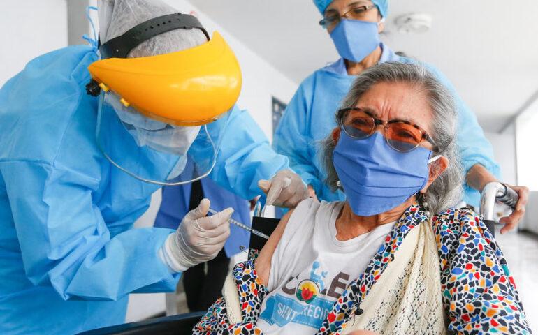 Todos los residentes del territorio nacional serán vacunados, aseguró el Minsa (Foto: Ministerio de Salud),