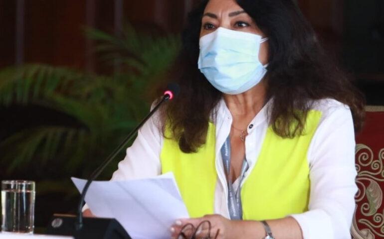 Violeta Bermúdez(Foto: PCM).