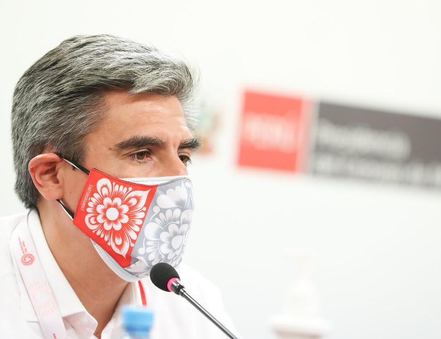 Ministro Alejandro Neyra (Foto: PCM).