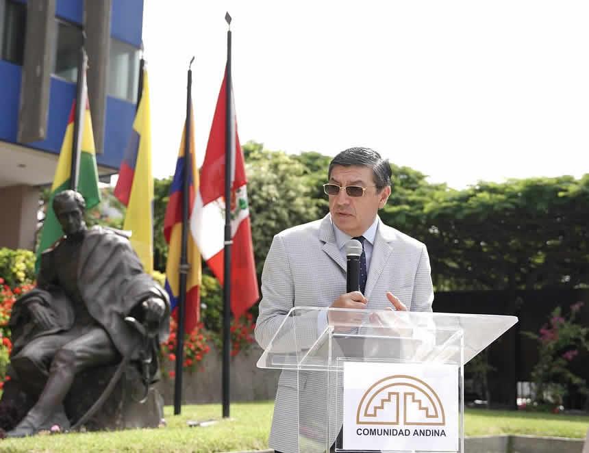 Sede de la Comunidad Andina de Naciones (Foto: CAN).
