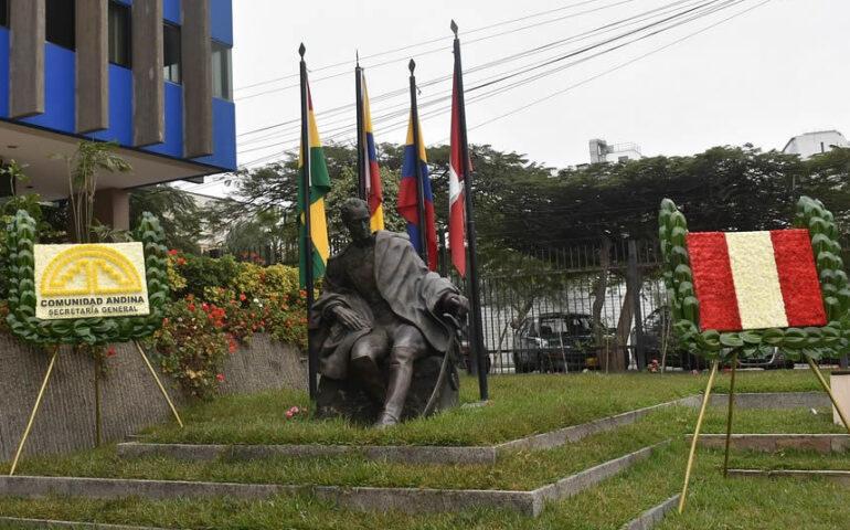 Comunidad Andina de Naciones de aniversario (Foto: CAN)